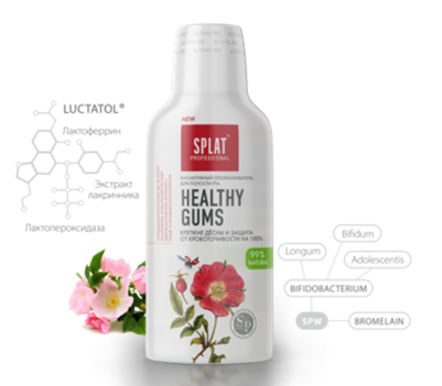 Splat Healthy gums mondwater